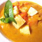 タンドール 野菜カレー