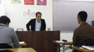 吉田部長も登壇